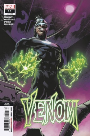 VENOM #11 (2018 SERIES) 2ND PRINTING