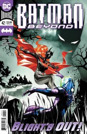 BATMAN BEYOND #42 (2016 SERIES)