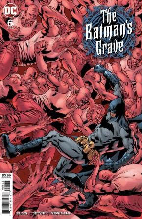 BATMANS GRAVE #6