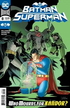 BATMAN SUPERMAN #8 (2019 SERIES)