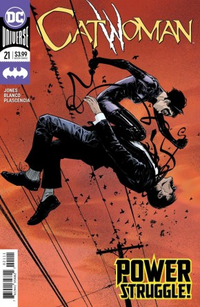 CATWOMAN #21 (2018 SERIES)