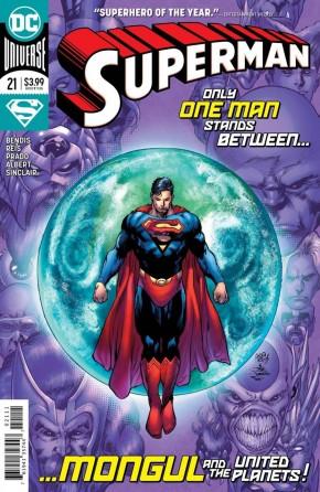 SUPERMAN #21 (2018 SERIES)