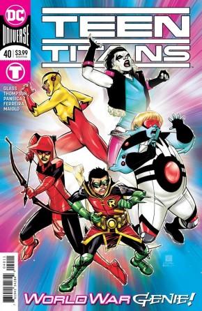 TEEN TITANS #40 (2016 SERIES)