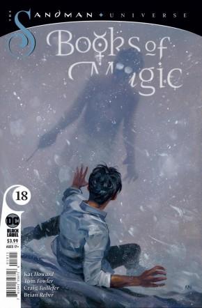 BOOKS OF MAGIC #18 (2018 SERIES)