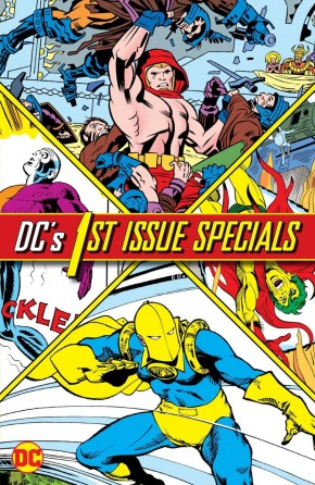 DC FIRST ISSUE SPECIAL HARDCOVER