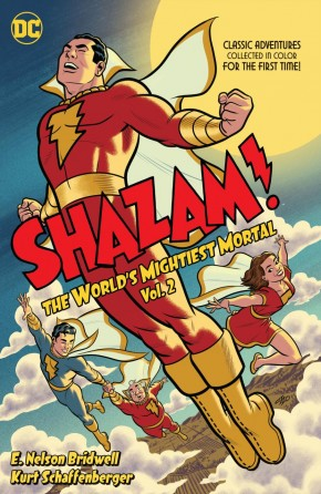 SHAZAM THE WORLDS MIGHTIEST MORTAL VOLUME 2 HARDCOVER