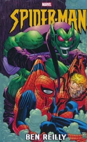 SPIDER-MAN BEN REILLY OMNIBUS VOLUME 2 HARDCOVER