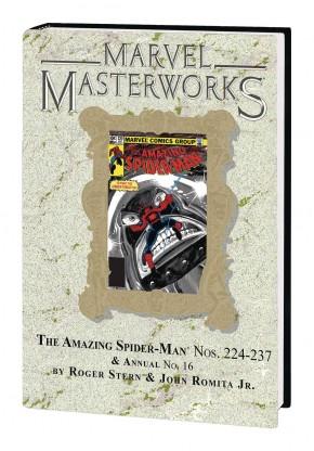 MARVEL MASTERWORKS AMAZING SPIDER-MAN VOLUME 22 DM VARIANT #293 EDITION HARDCOVER