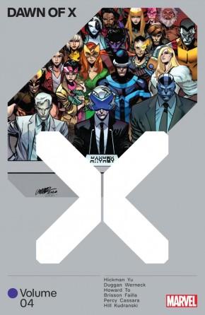 DAWN OF X VOLUME 4 GRAPHIC NOVEL