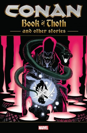 CONAN THE BOOK OF THOTH AND OTHER STORIES GRAPHIC NOVEL