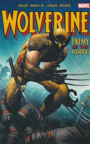 WOLVERINE ENEMY OF THE STATE (NEW PRINTING)