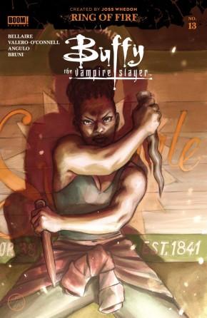 BUFFY THE VAMPIRE SLAYER #13 (2019 SERIES)