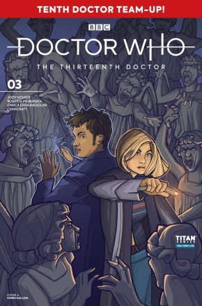DOCTOR WHO 13TH DOCTOR SEASON TWO #3
