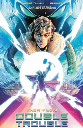 THOR AND LOKI DOUBLE TROUBLE #1 CARNERO STORMBREAKERS VARIANT