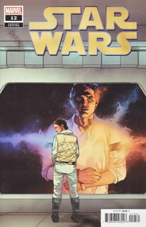 STAR WARS #12 (2020 SERIES) YU 1 IN 25 INCENTIVE VARIANT