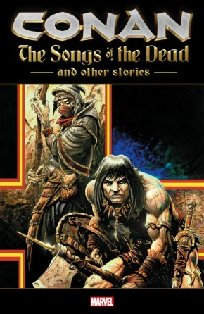 CONAN SONGS OF DEAD AND OTHER STORIES GRAPHIC NOVEL