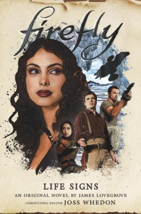 FIREFLY LIFE SIGNS HARDCOVER