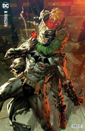 BATMAN URBAN LEGENDS #1 KAEL NGU GRIFTER VARIANT
