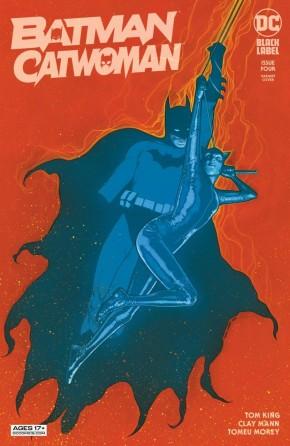 BATMAN CATWOMAN #4 (2020 SERIES) TRAVIS CHAREST VARIANT