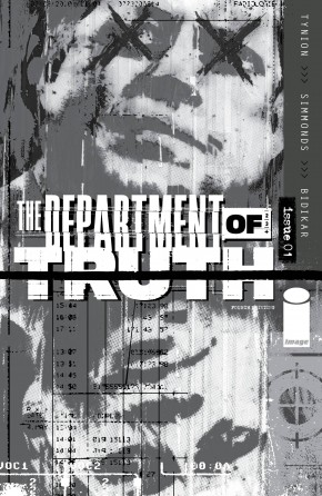 DEPARTMENT OF TRUTH #1 4TH PRINTING