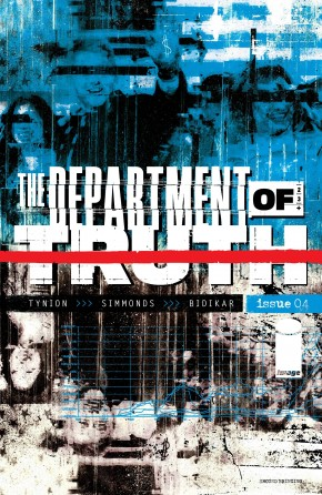 DEPARTMENT OF TRUTH #4 2ND PRINTING