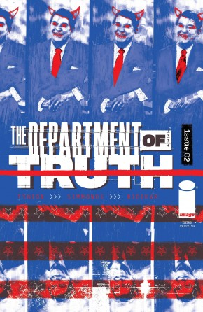 DEPARTMENT OF TRUTH #2 3RD PRINTING