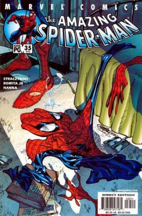 AMAZING SPIDER-MAN #35 (1999 SERIES)