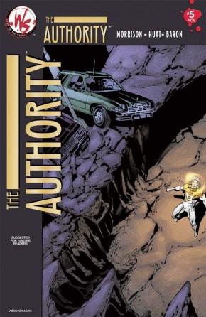AUTHORITY #5 (2003 SERIES)