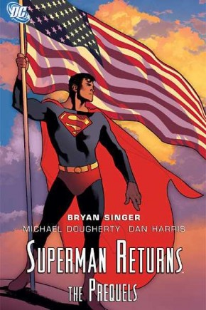 SUPERMAN RETURNS THE PREQUEL GRAPHIC NOVEL
