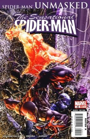 SENSATIONAL SPIDER-MAN #30 (2006 SERIES)