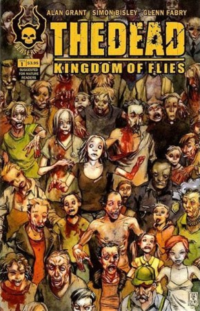 THE DEAD #1 KINGDOM OF FLIES (1 IN 4 INCENTIVE VARIANT)