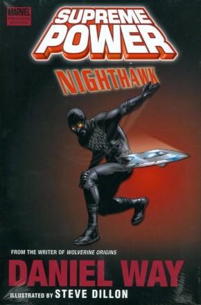 SUPREME POWER NIGHTHAWK HARDCOVER