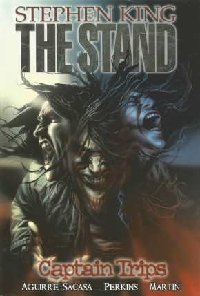 THE STAND CAPTAIN TRIPS HARDCOVER