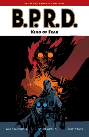 BPRD VOLUME 14 KING OF FEAR GRAPHIC NOVEL