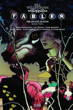 FABLES VOLUME 2 DELUXE EDITION HARDCOVER