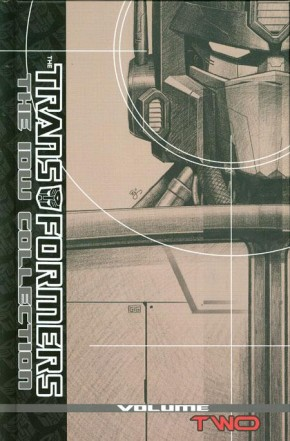 TRANSFORMERS IDW COLLECTION VOLUME 2 HARDCOVER