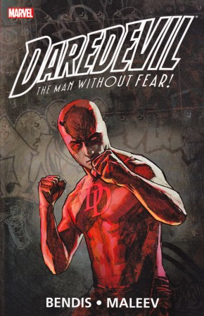DAREDEVIL BY BENDIS AND MALEEV ULTIMATE COLLECTION BOOK 2 GRAPHIC NOVEL