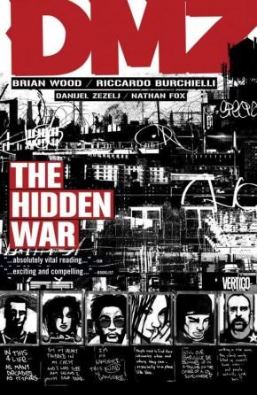 DMZ VOLUME 5 THE HIDDEN WAR GRAPHIC NOVEL