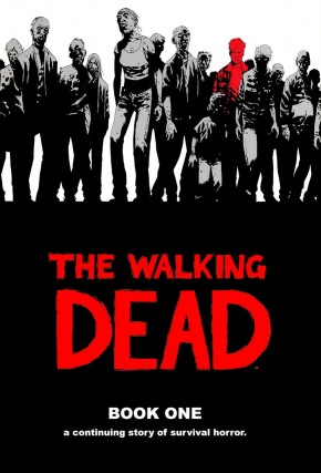 WALKING DEAD VOLUME 1 HARDCOVER
