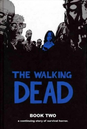 WALKING DEAD VOLUME 2 HARDCOVER