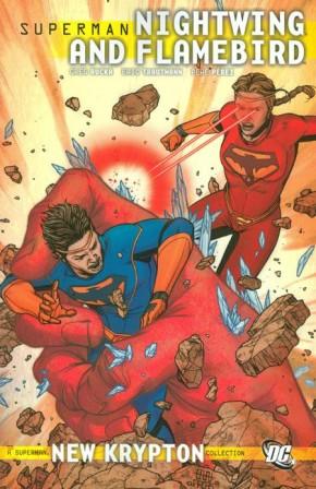 SUPERMAN NIGHTWING AND FLAMEBIRD VOLUME 2 GRAPHIC NOVEL