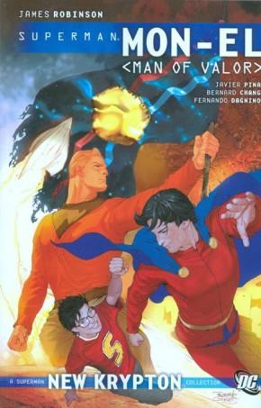 SUPERMAN MON EL VOLUME 2 MAN OF VALOR GRAPHIC NOVEL