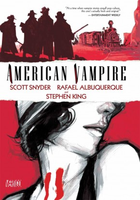 AMERICAN VAMPIRE VOLUME 1 GRAPHIC NOVEL