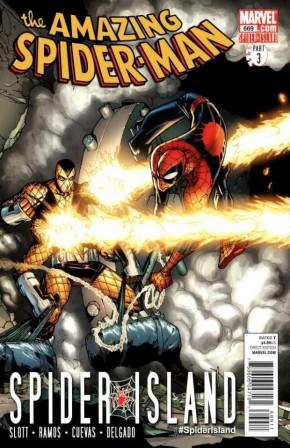AMAZING SPIDER-MAN #669 (1999 SERIES)