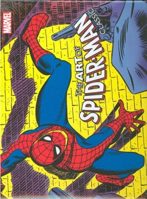 ART OF SPIDER-MAN CLASSIC HARDCOVER