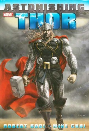 ASTONISHING THOR HARDCOVER