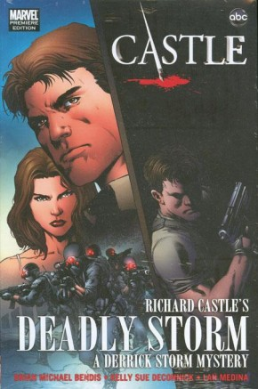 CASTLE RICHARD CASTLES DEADLY STORM HARDCOVER