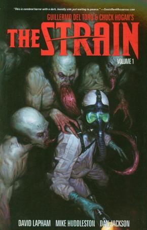 THE STRAIN VOLUME 1 GRAPHIC NOVEL