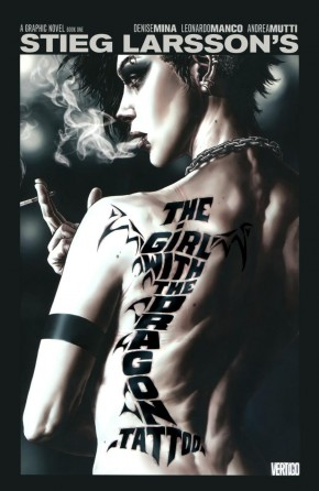 GIRL WITH THE DRAGON TATTOO GRAPHIC NOVEL