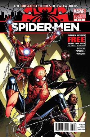 SPIDER-MEN #5 (2012 SERIES)